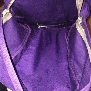 e5ea23807ca5 American Apparel Bags - AMERICAN APPAREL Purple Backpack
